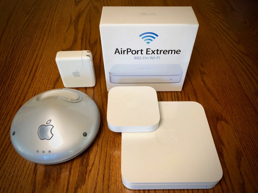 Apple Airport Extreme Customer Service