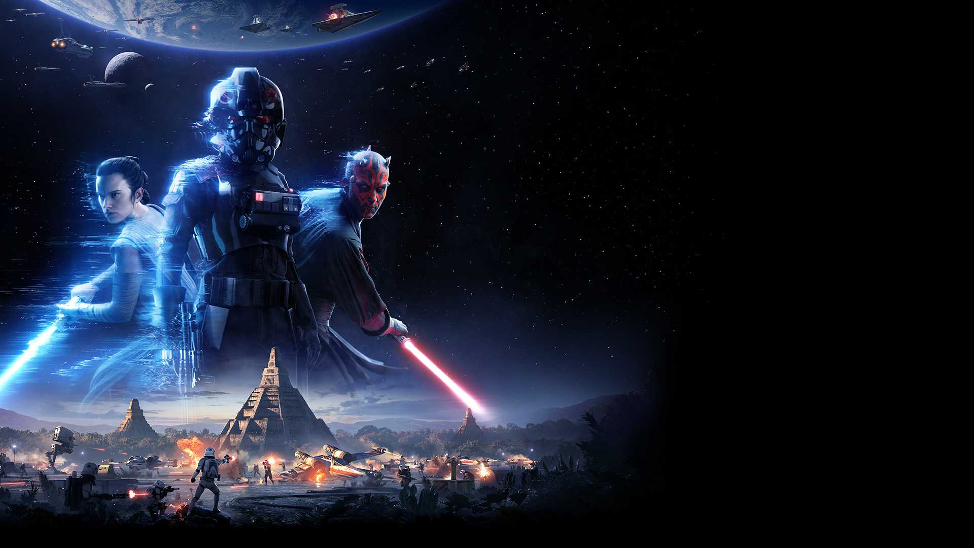 Star Wars Battlefront II: The Last Jedi Season Content Coming In December, Full Details