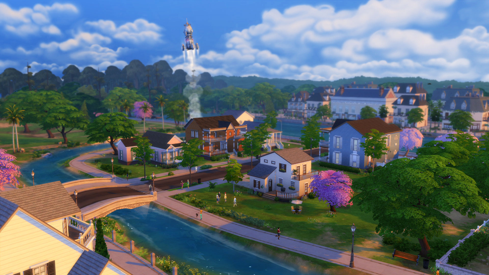 The Sims 4 officially announced for Xbox One, PS4