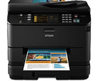 Download Epson WorkForce Pro WP-4540 Printer Drivers