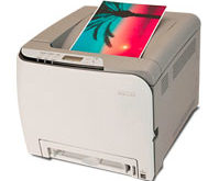 Download Ricoh SP-C240DN Printer Drivers