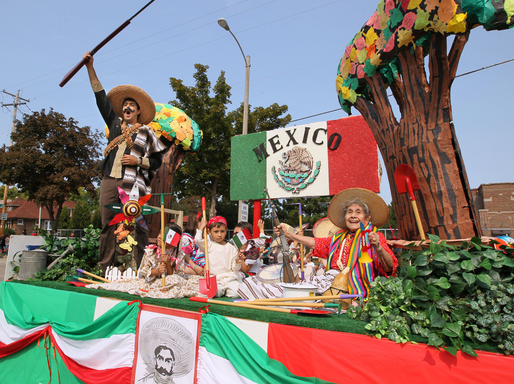 How Do People Celebrate Mexican Independence Day