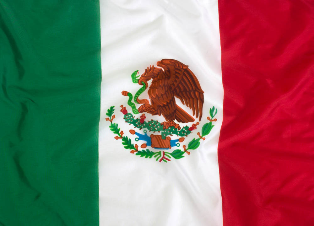 Image of Mexican Flag
