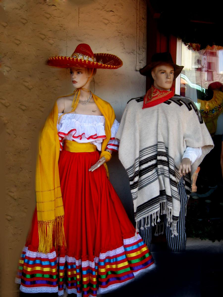 Mexican Traditional Clothes