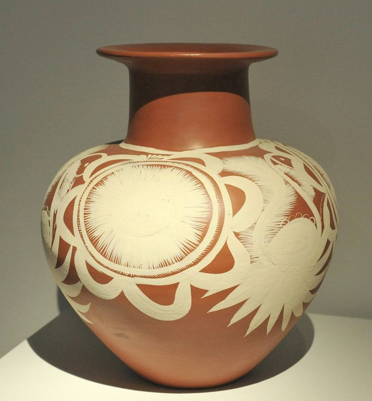 Mexican Pottery Art