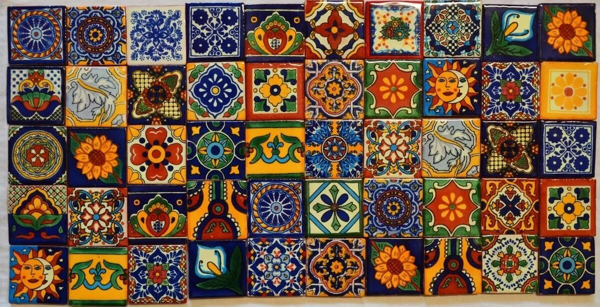 Mexican Outdoor Tiles