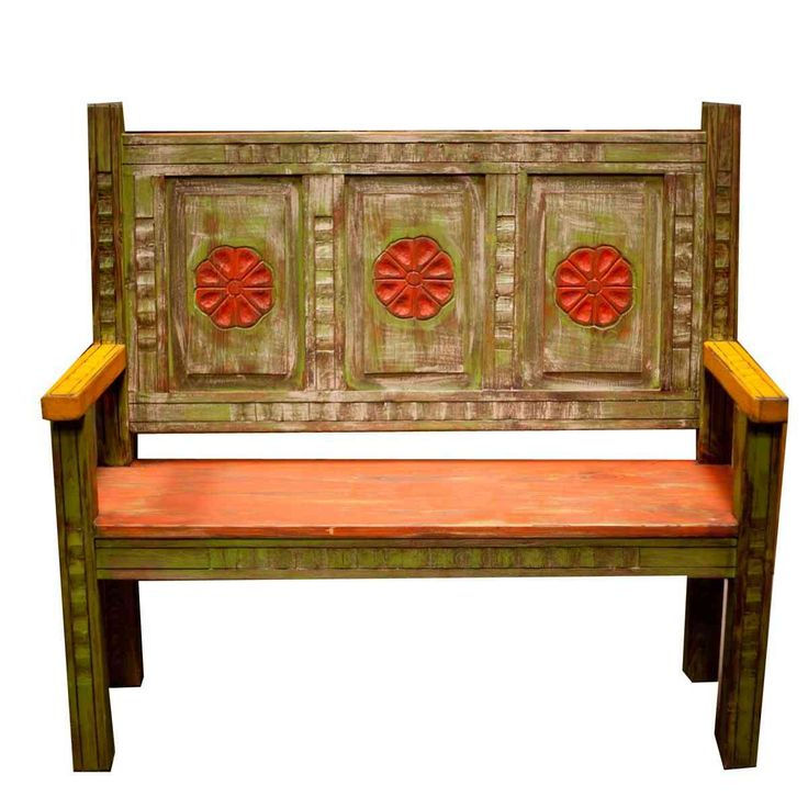 Mexican Wood Furniture