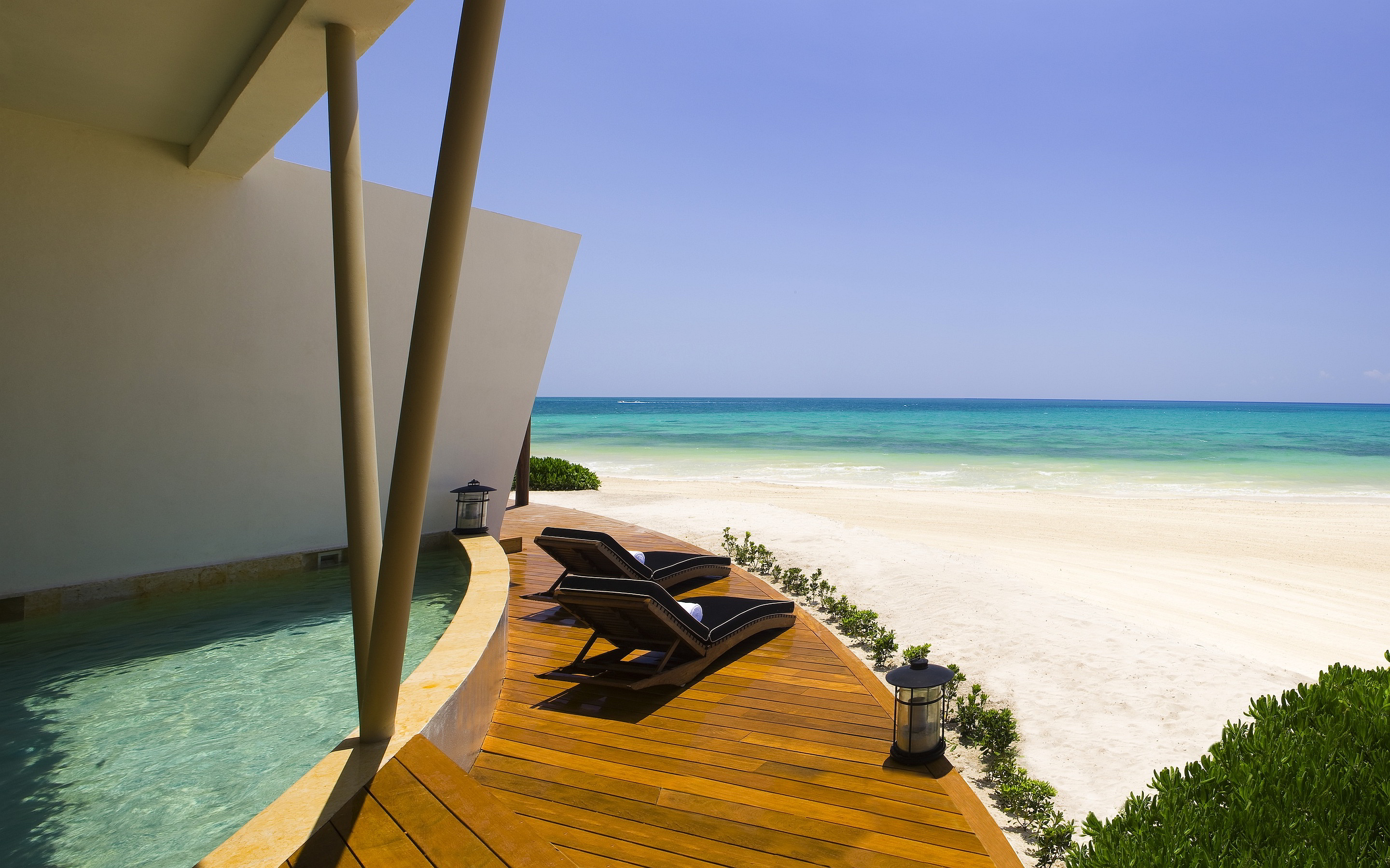 Luxury Mexico Vacation