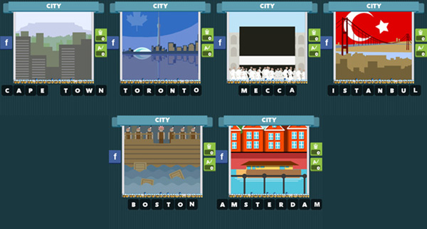 Icomania Answers Level 10
