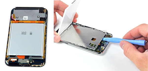 DIY: Ipod Touch Screen Repair