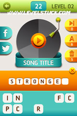 Songmania Answers Level 1 2