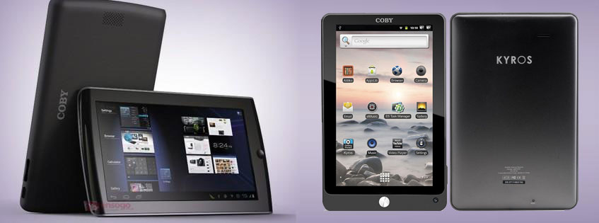Coby Android Tablets Reviews