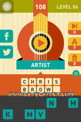 Icon Pop Song Answers Level 5 6 7