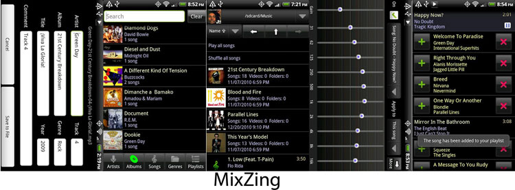 Recommended MP3 Player for Android