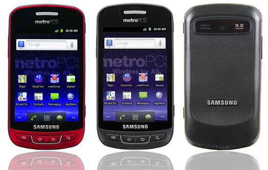 Affordable MetroPCS Android Phones