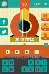Icon Pop Song Answers Level 1 2 3 4