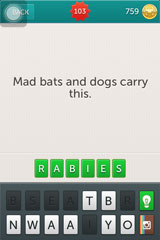 Little Riddles Answers Level 101 - 200