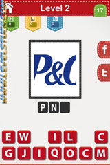 Guess the Brand Logo Answers Level 1 2