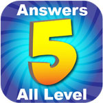 5 Little Clues 1 Word Answers All Level
