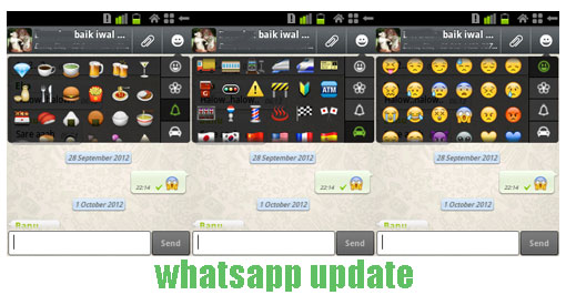 WhatsApp More exciting in Android After Update
