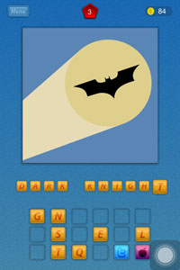 What's the Movie Answers - Guess the Pic Word Game