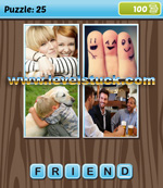 What's the Word: 4 Pics 1 Word Answer by 4 PICS 1 WORD