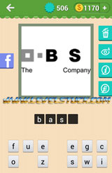 Guess The Brand - Logo Mania Answers and Cheats Level 11