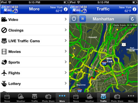 7 Online Weather, News, Traffic and Many More in one Apps