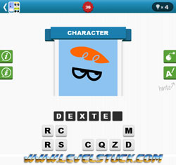 Icomania Characters Answers Level 1 to 40 Android Version