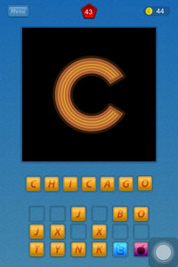 What's the Movie Answers - Guess the Pic Word Game Level 41 - 60