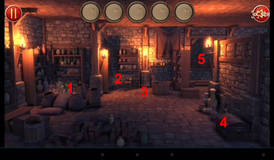 Mysterious Castle - 3D Puzzle Walkthrough Level 1 2 3 4 5 6 7 8 9 10