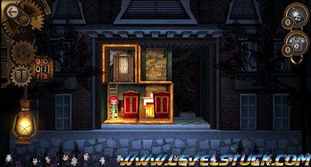 The Mansion: A Puzzle of Rooms Walkthrough Level II 11 12 13 14 15 III 16