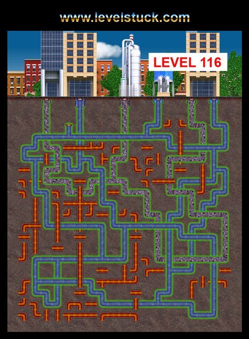 Piperoll Level 115 116 117 Solution