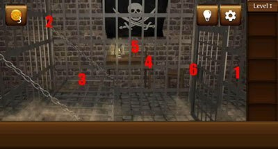 Pirate Escape Walkthrough Level 1 2 3 4 5 6 7 8 9 10