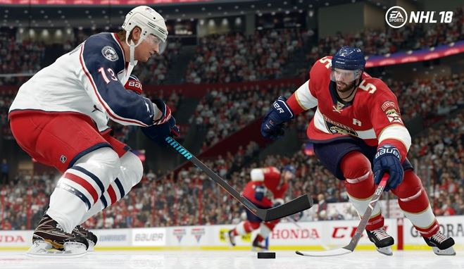 NHL 18 Screenshot