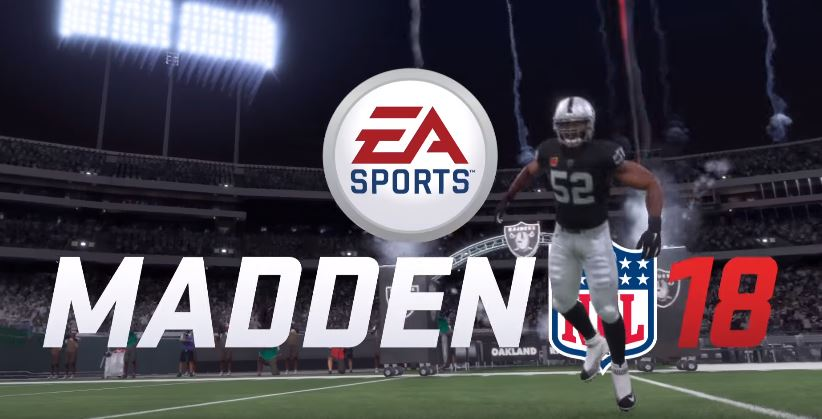 Madden NFL 18 gameplay