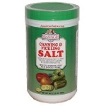 pickling and canning non iodized salt